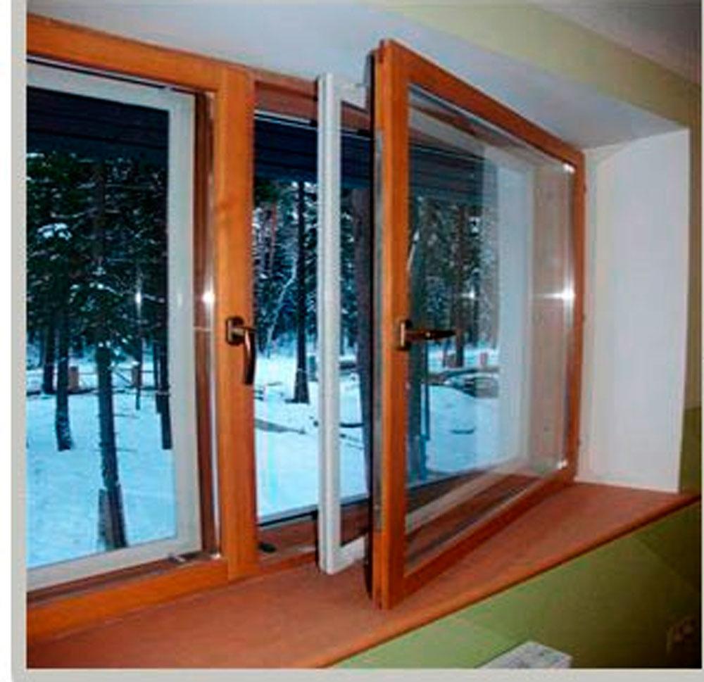 шведское окно