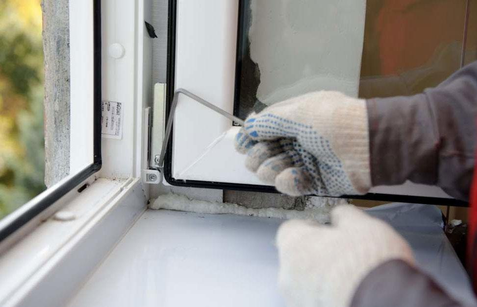 Советы по ремонту и регулировке пластиковых окон