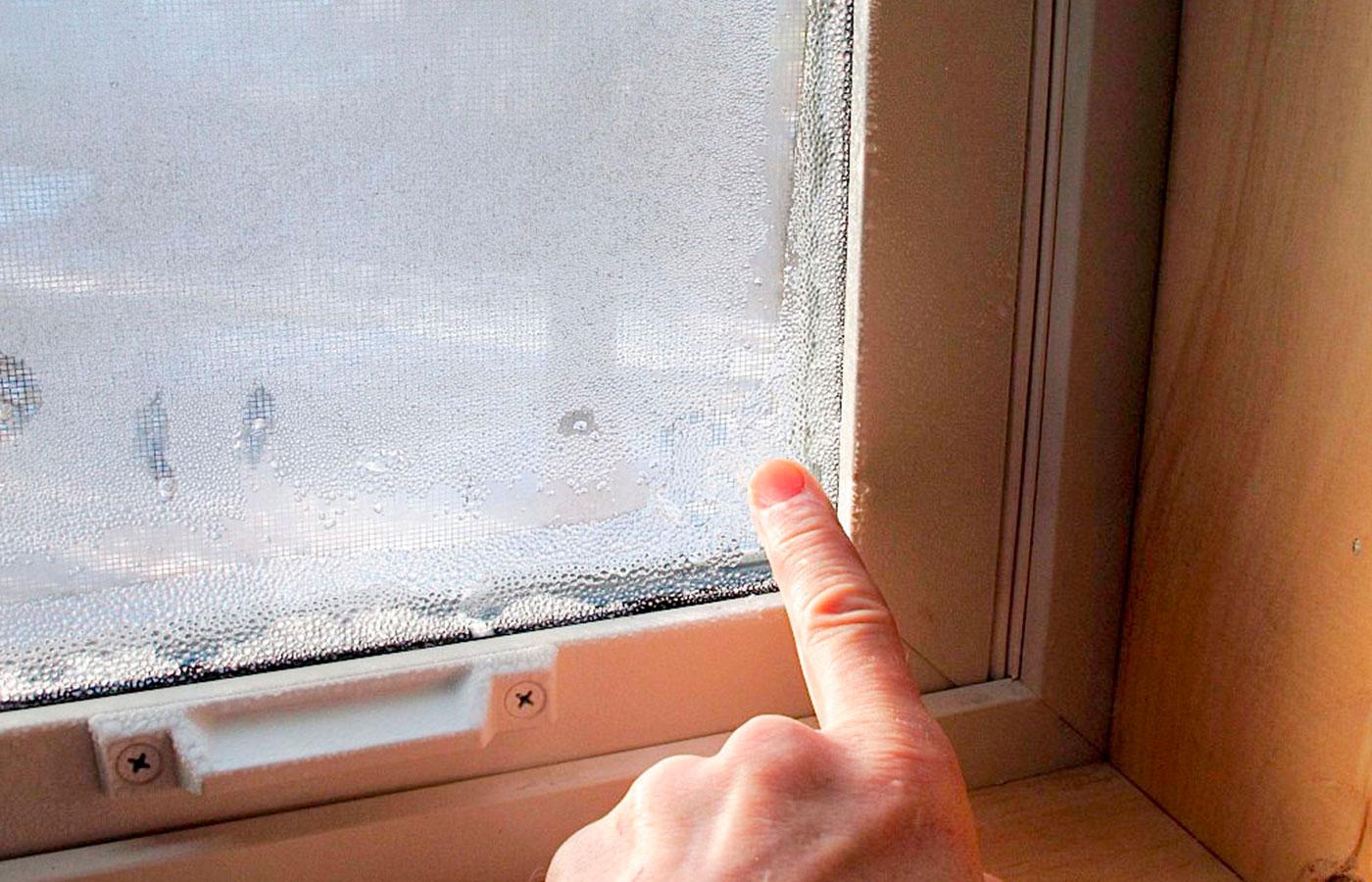 дефект окна пвх
